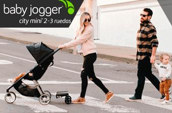 Baby Jogger City Mini 2 de 3 ruedas