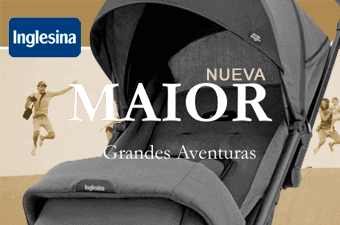 Nueva Inglesina Maior - Grandes Aventuras