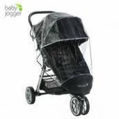 Capa lluvia Baby Jogger Funda impermeable city mini 2 3 ruedas