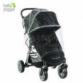Capa lluvia Baby Jogger Funda impermeable city mini 2 4 ruedas
