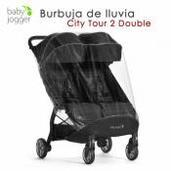 Baby Jogger Funda impermeable City Tour 2 Double