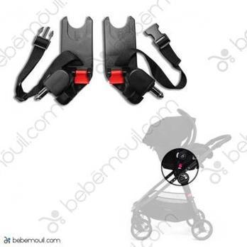 Adaptadores Baby Jogger para grupo 0+ Maxi Cosi Cabriofix