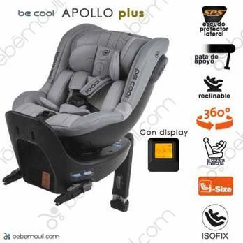 Be Cool Apollo Plus Isofix a contramarcha Icy