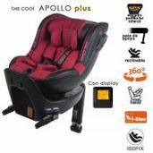 Be Cool Apollo Plus Isofix a contramarcha Taurine