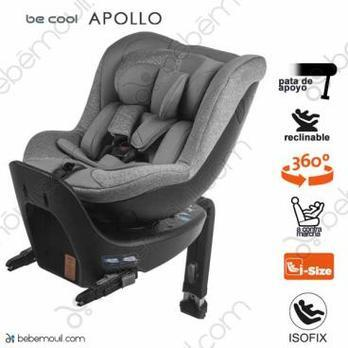 Be Cool Apollo Isofix a contramarcha Marble