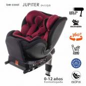 Be Cool Jupiter Isofix a contramarcha Fire