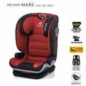 Silla de coche Be Cool Mars iSize Isofix Scarlet