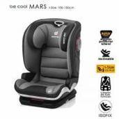 Silla de coche Be Cool Mars iSize Isofix Iron