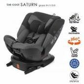 Be Cool Saturn Isofix a contramarcha Road