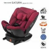 Be Cool Saturn Isofix a contramarcha Cherry
