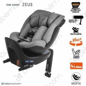 Be Cool Zeus Isofix a contramarcha Marble