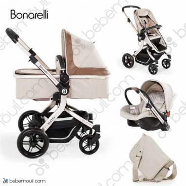 Cochecito de bebé Bonarelli 500 Sweet Toffee