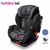 Silla de coche Buhitos Integrale Fix Gris