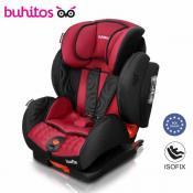 Silla de coche Buhitos Integrale Fix Roja