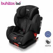 Silla de coche Buhitos Integrale Fix Negra