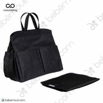 Casualplay Changing Bag Black