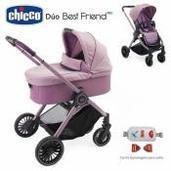Cochecito de bebé Chicco Best Friend Pro Duo Orchid