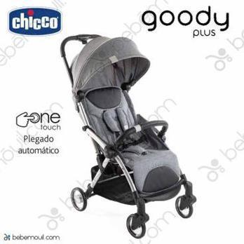 Silla de paseo Chicco Goody Plus Cool Grey