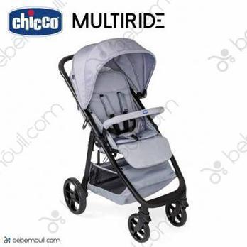 Silla de paseo Chicco Multiride Light Grey