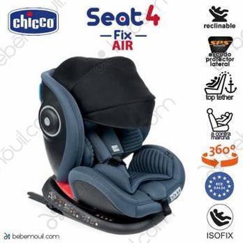 Silla de coche Chicco Seat 4 Fix Air Ink Air