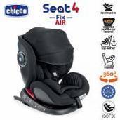 Silla de coche Chicco Seat 4 Fix Air Black Air