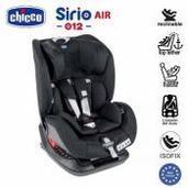 Silla de coche Chicco Sirio Air Black Air