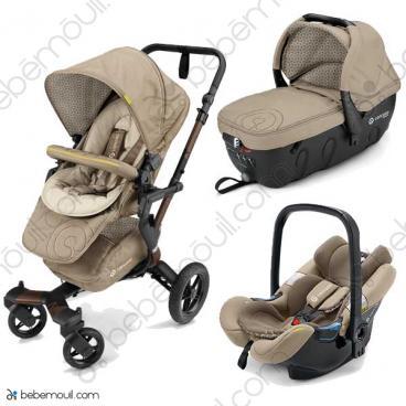 Cochecito de bebé Concord Neo Travel Set Powder Beige