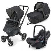 Cochecito de bebé Concord Neo Travel Set Cosmic Black