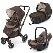 Cochecito de bebé Concord Neo Travel Set Toffee Brown