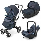 Cochecito de bebé Concord Neo Travel Set Deep Water Blue