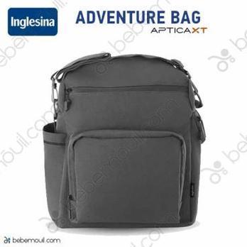 Bolso Inglesina Adventure Bag Charcoal Grey