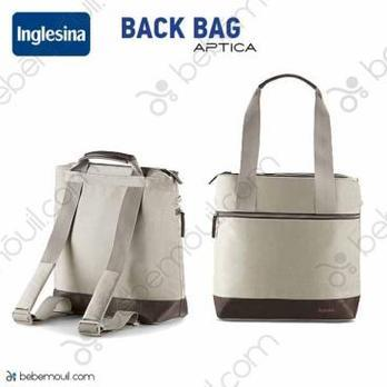 Inglesina Back Bag Cashmere Beige