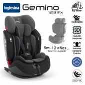 Silla de coche Inglesina Gemino i-Fix Black