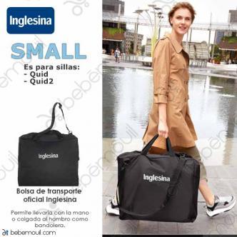Bolsa de transporte Inglesina Travel bag Negro