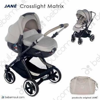 Jané Crosslight Matrix 2 piezas dúo Sand