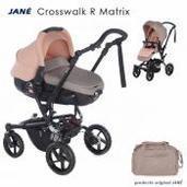 Jané Crosswalk R 2 piezas dúo Matrix Pale
