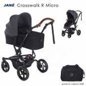 Jané Crosswalk R 2 piezas dúo Micro Cold Black