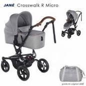Jané Crosswalk R 2 piezas dúo Micro Dim Grey