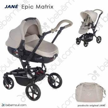 Jané Epic 2 piezas dúo Matrix Sand