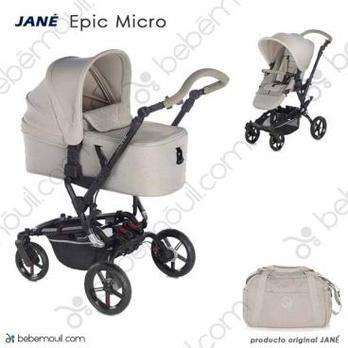 Jané Epic 2 piezas dúo Micro Sand