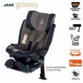 Jané Groowy Isofix a contramarcha Grey Taupe