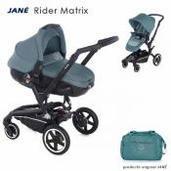 Jané Rider 2 piezas dúo Matrix Mild Blue