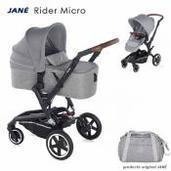 Jané Rider 2 piezas dúo Micro Dim Grey
