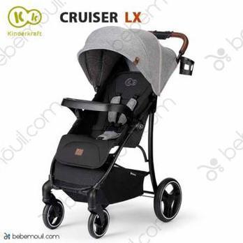 Kinderkraft Cruiser LX Grey