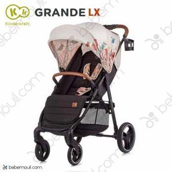 Kinderkraft Grande LX Bird