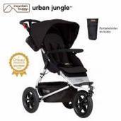 Mountain Buggy Urban Jungle Black