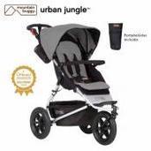Mountain Buggy Urban Jungle Silver