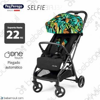 Silla de paseo Peg Pérego Selfie Jaguars