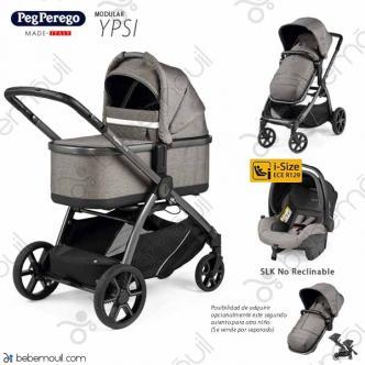 Peg Pérego Ypsi 3 piezas trío City Grey SL