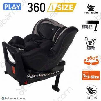 Silla de coche Play 360 i-Size Wooly